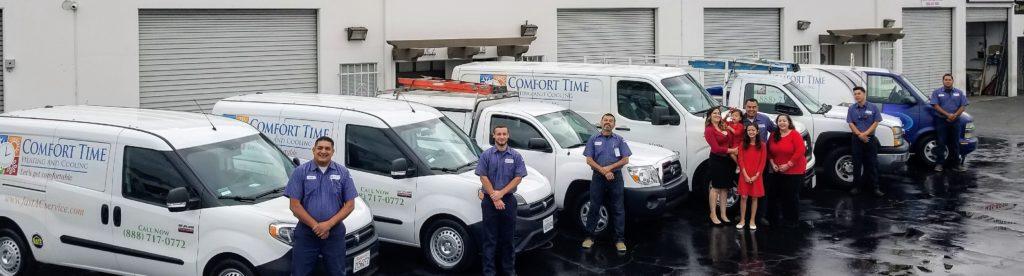 The Service Team