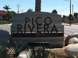Pico Rivera Sign