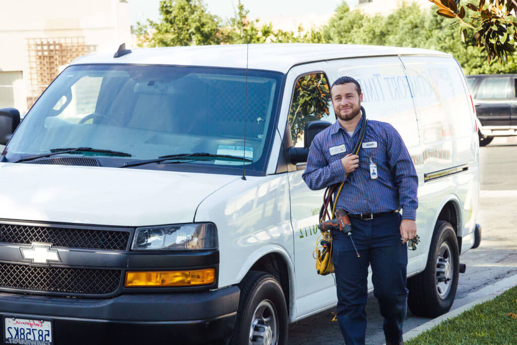 Commercial HVAC Services Is What We Do!