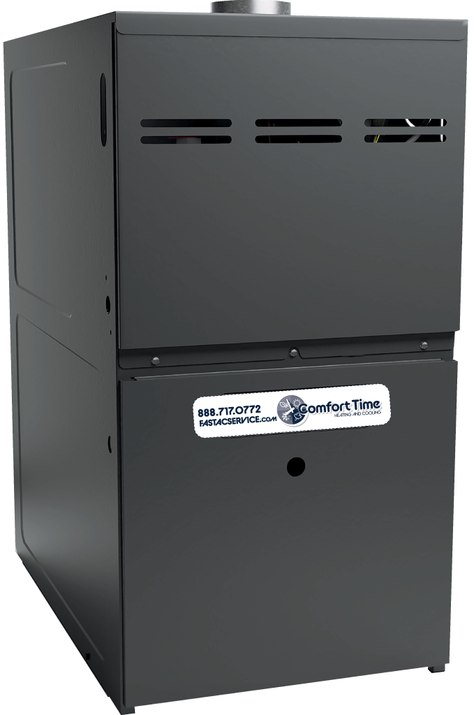 Comfort Time Heating & Cooling Furnace