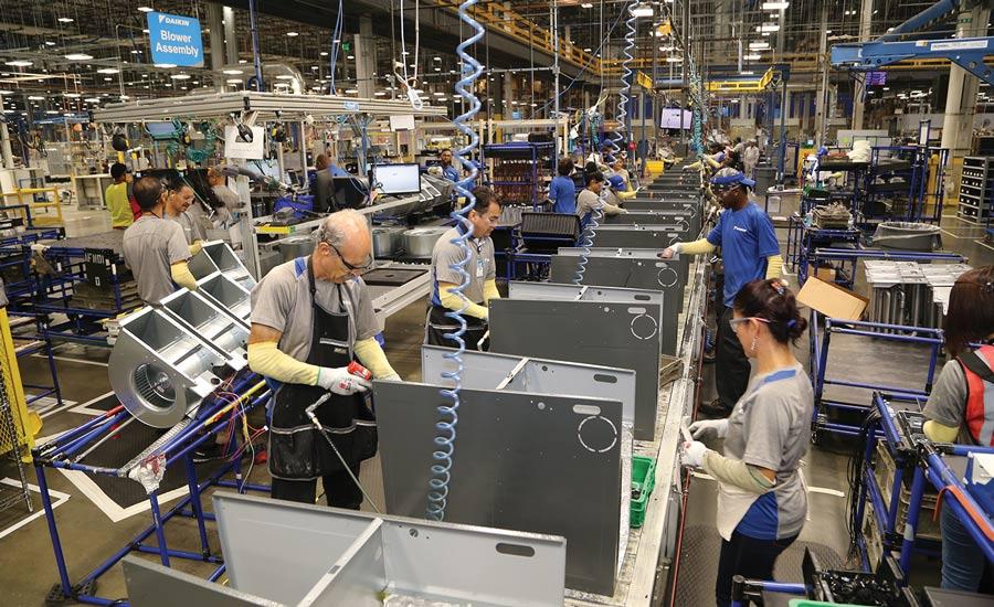 HVAC Factory