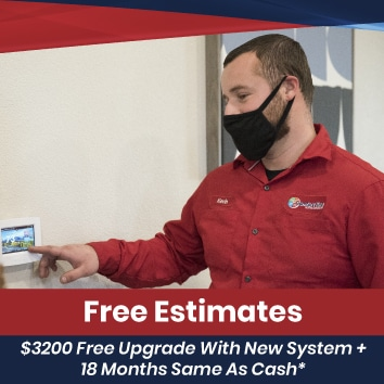 Free Estimates On New Air Conditioning & Heating Installation