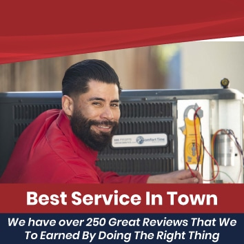 Best Air Conditioning & Heating Service In Town