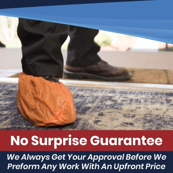 No Surprise guarantee