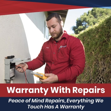 Warranty With Every repair